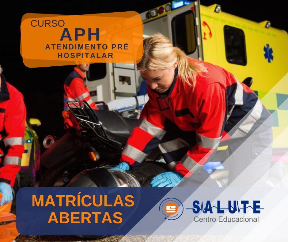 APH Atendimento Pré Hospitalar