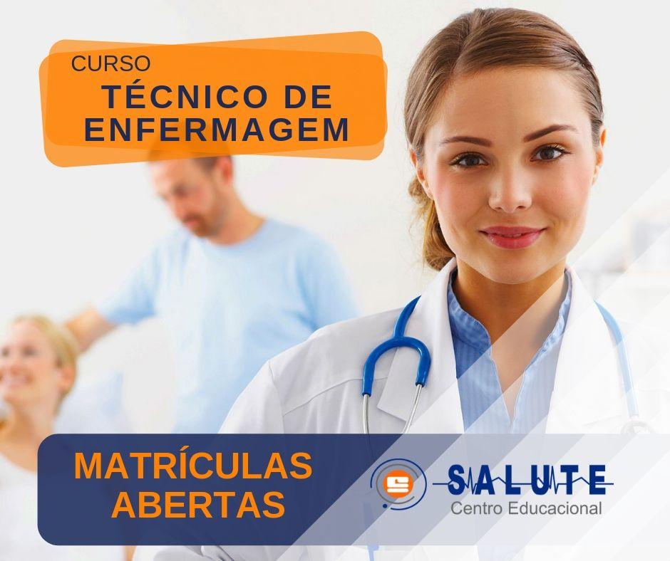 Curso Técnico de Enfermagem TURMAS AGOSTO 2020