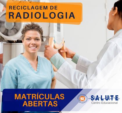 Curso Reciclagem de Radiologia